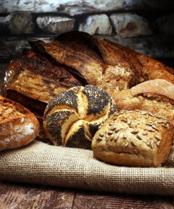 ECOLOGIC & VEGAN BREADS