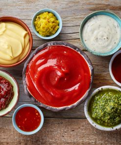 CONDIMENTS, SAUCES & MUSTARDS